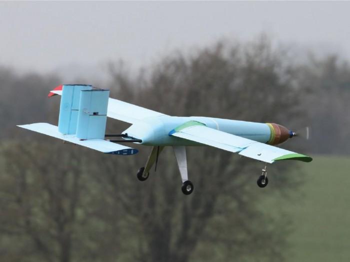 Low Velocity UAV009