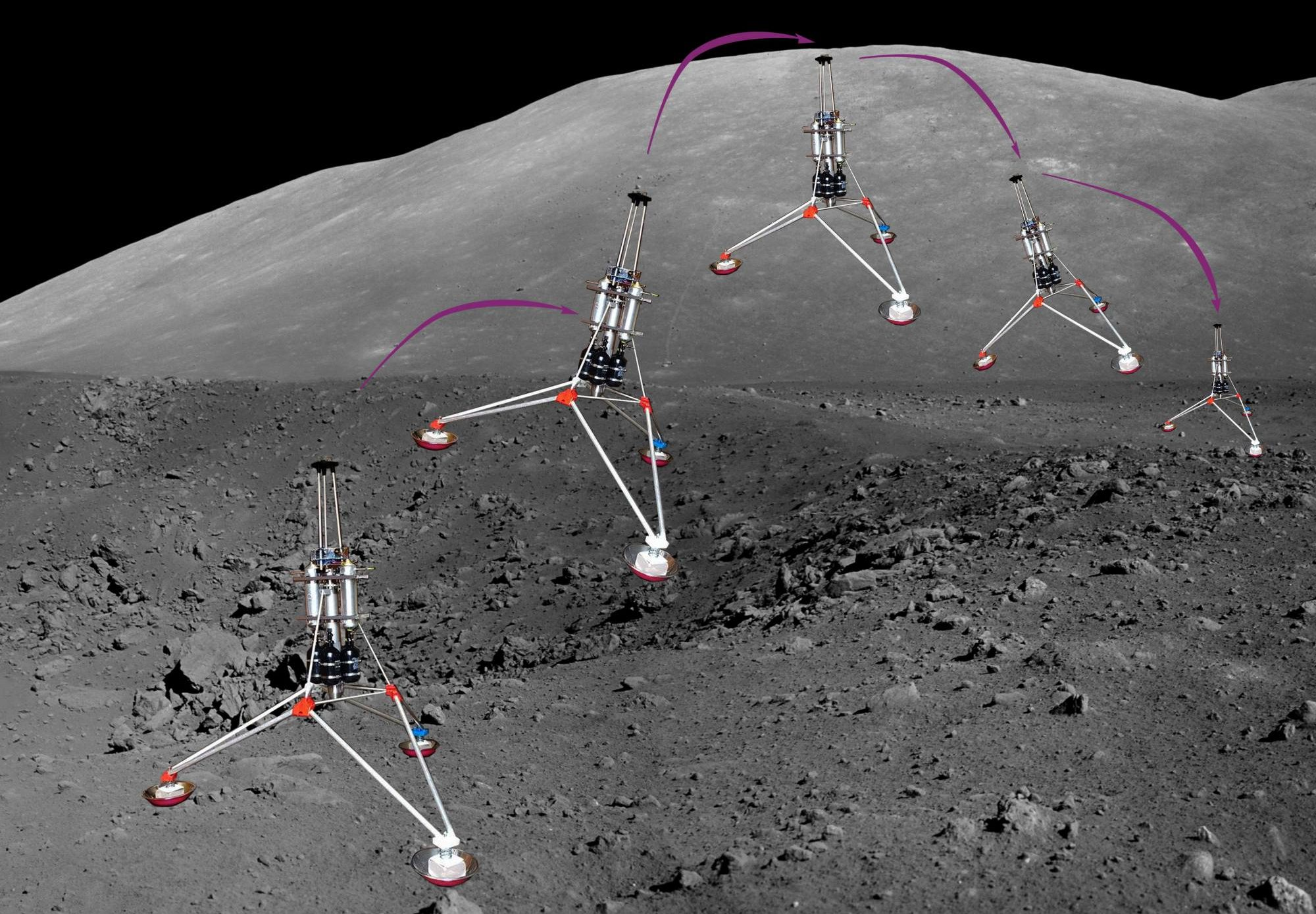 [ASTRONOMIA]   ¨ talking on the moon: Nasa and Nokia to install 4G on lunar surface