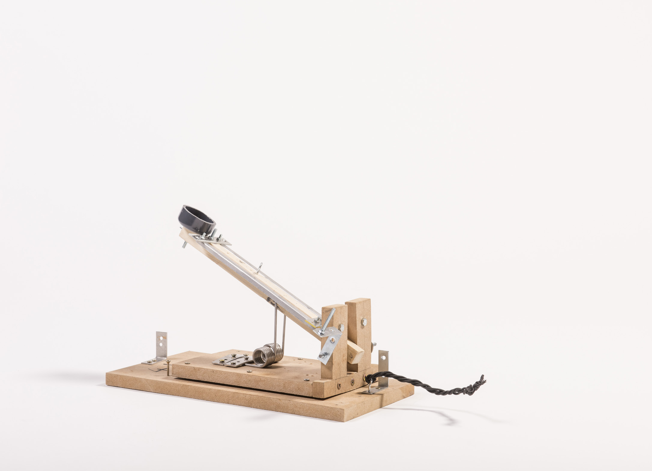 """the RPF on Twitter: """"Cable gun build by Jeremy Bruce https ...   Cable Launcher"""