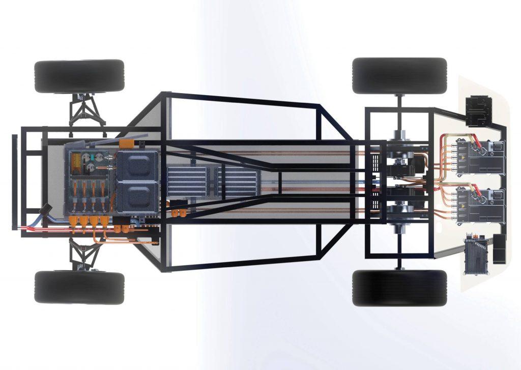 Scalable Electric Powertrain – Design Show 2018