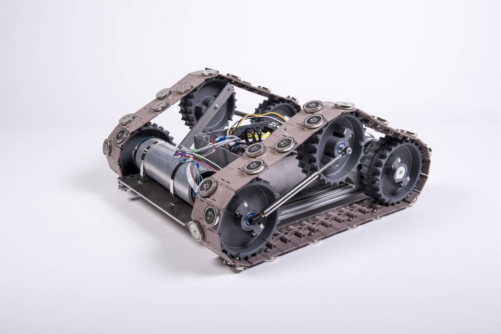 Autonomous Hull Cleaning Robot | Design Show 2016